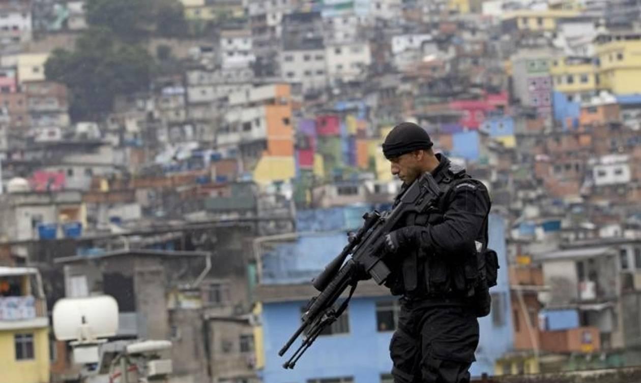 Βραζιλία: Οι αρχές του Ρίο συνέλαβαν ένα ύποπτο για τρομοκρατία