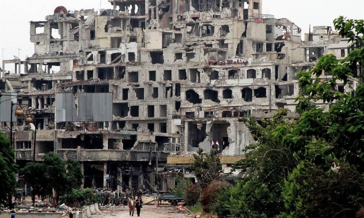 Συρία: 15 άμαχοι νεκροί και δεκάδες τραυματίες σε αεροπορικούς βομβαρδισμούς