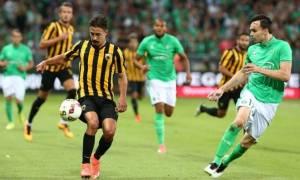 Σεντ Ετιέν - ΑΕΚ 0-0: Άντεξε και… περιμένει