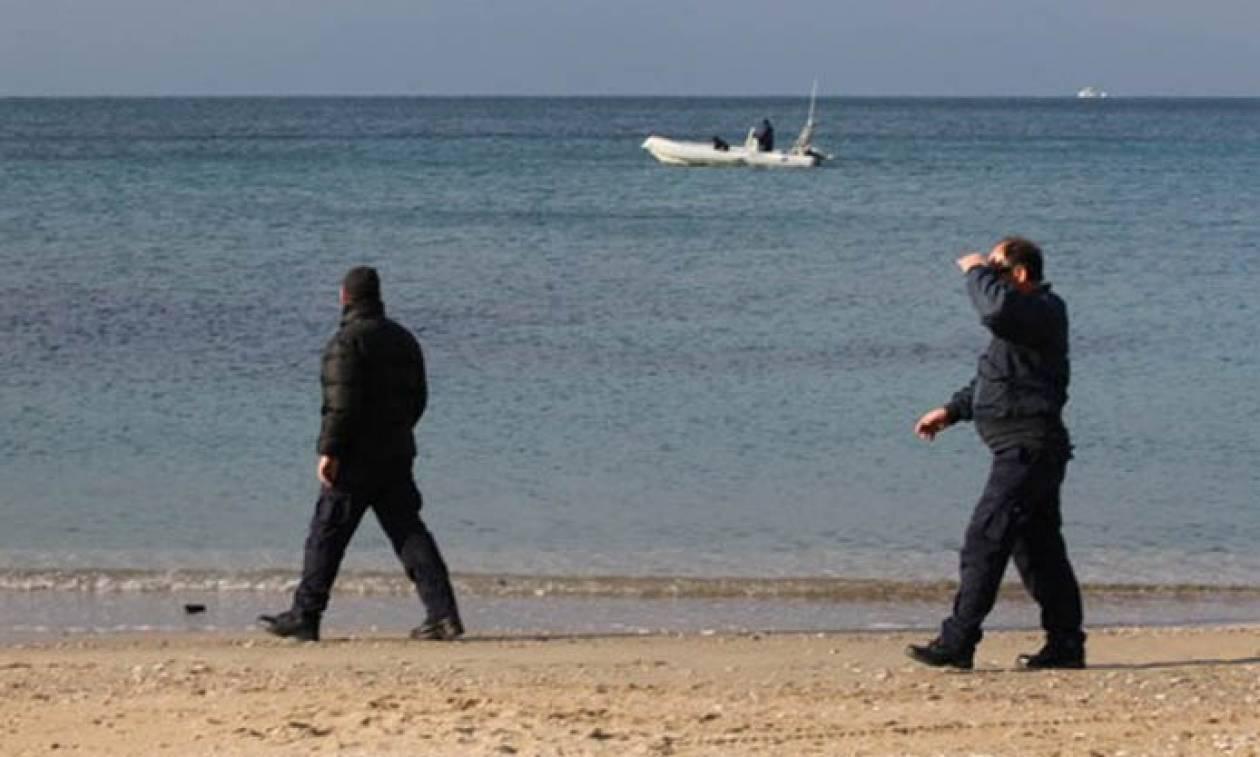 Πνιγμός ηλικιωμένου σε παραλία της Κορινθίας