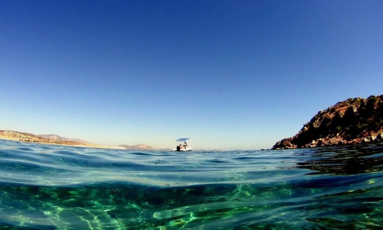 Με αίθριο καιρό και καλές θάλασσες η Παρασκευή (pics)