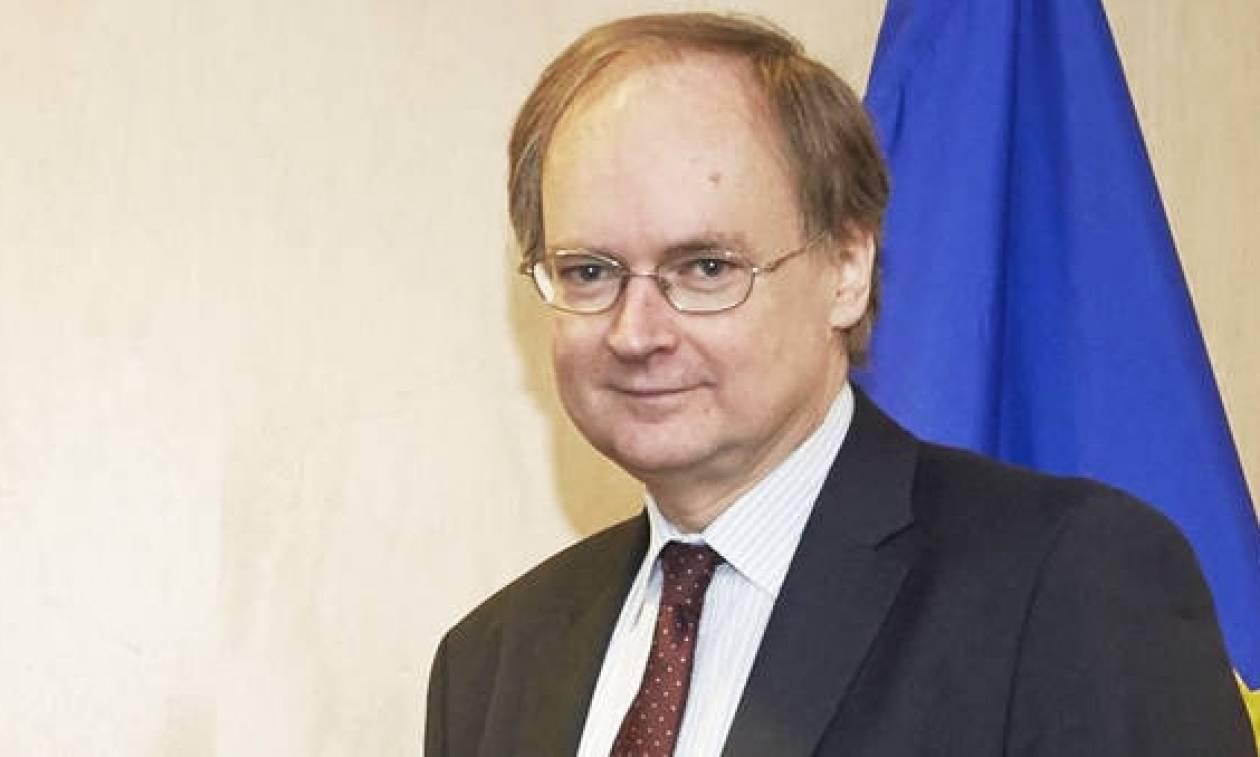Η ΕΕ διόρισε νέο πρεσβευτή στην Τουρκία