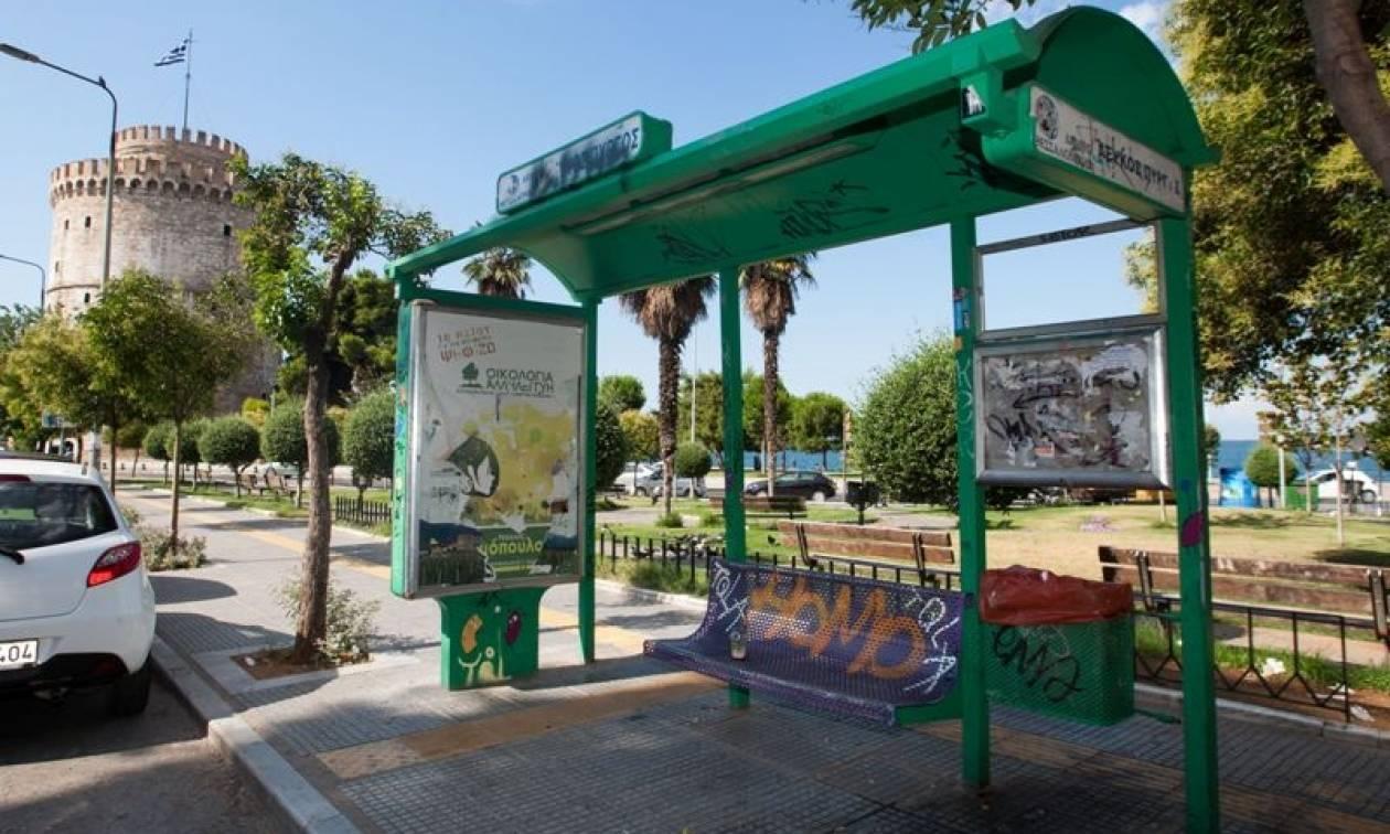 Θεσσαλονίκη: Χωρίς λεωφορεία και σήμερα Παρασκευή η πόλη