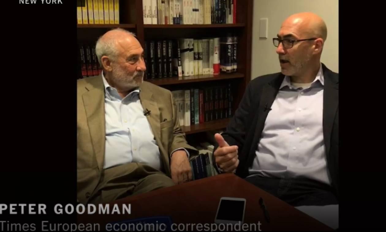 Στίγκλιτς: Λάθη στις εκτιμήσεις του ελληνικού προγράμματος