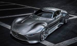 Υπερ-αυτοκίνητο από τη Mercedes για τα 50 χρόνια της AMG