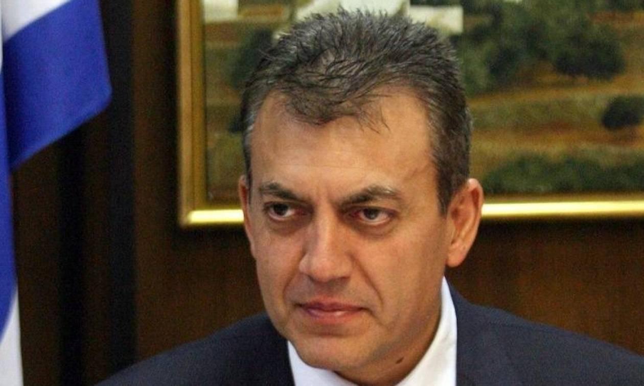 Βρούτσης: Η συμμετοχή του ΣΥΡΙΖΑ ήταν μόνο να κόψει την κορδέλα στο αεροδρόμιο της Πάρου