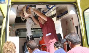 Ηράκλειο: Χαροπαλεύει τουρίστας που έπεσε από μπαλκόνι ξενοδοχείου