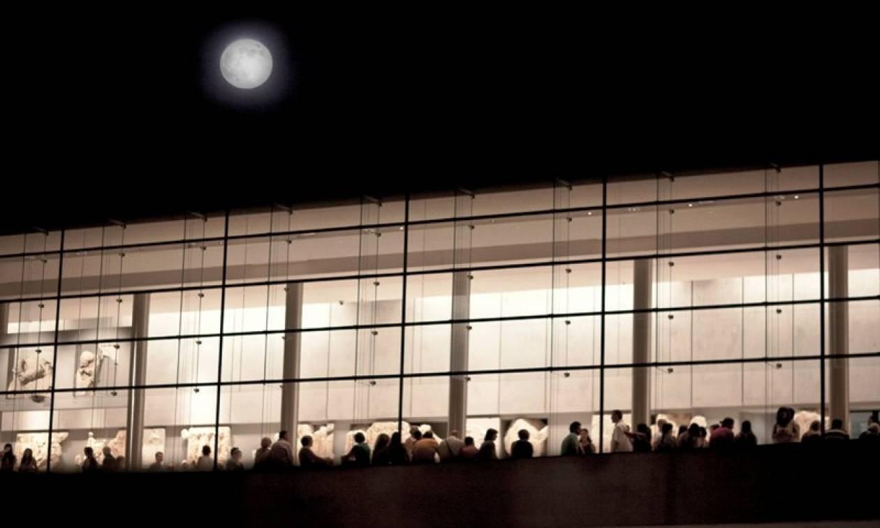 Το Μουσείο Ακρόπολης γιορτάζει με δύο μουσικές βραδιές το αυγουστιάτικο φεγγάρι
