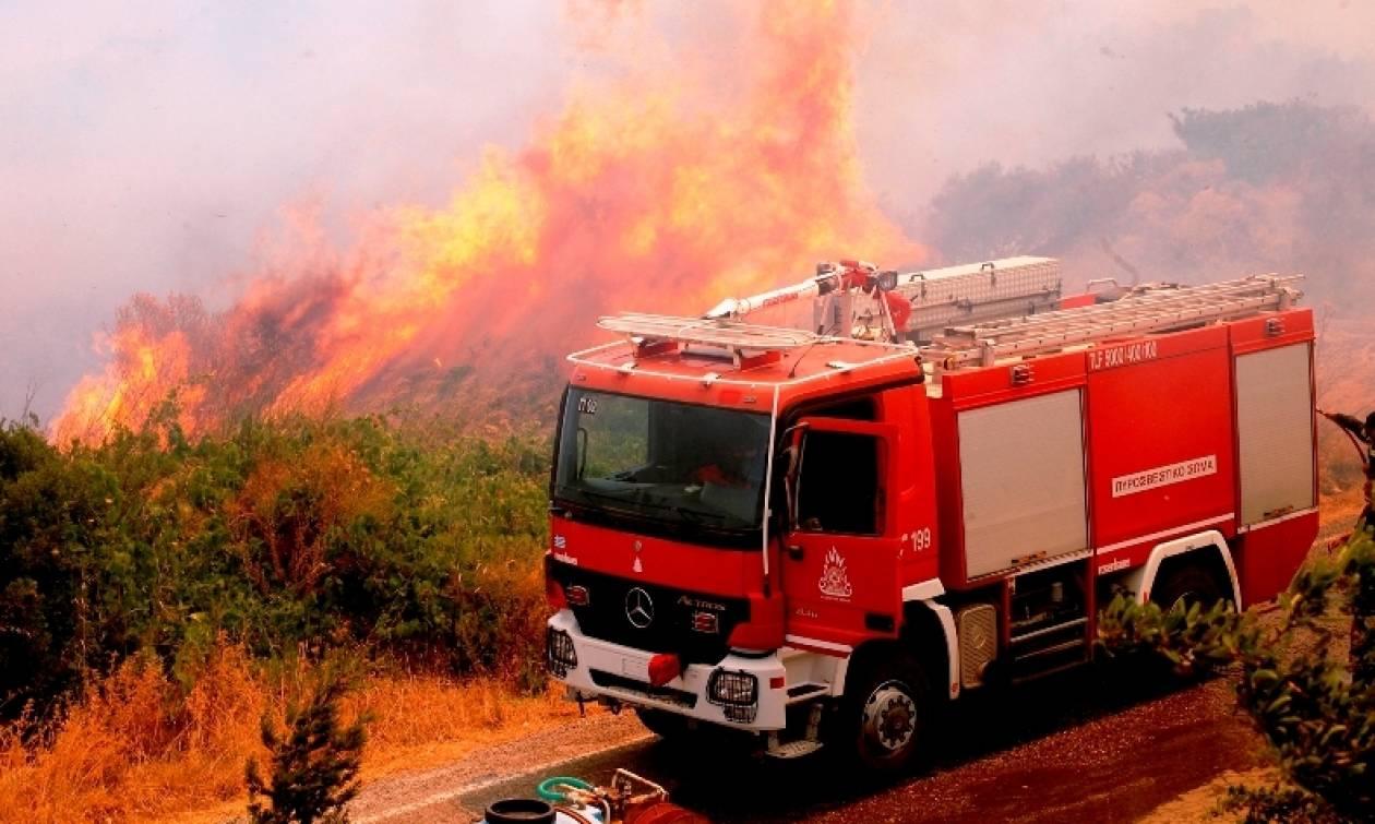 Ποιες περιοχές κινδυνεύουν από πυρκαγιά το Σάββατο (30/7) (πίνακας)