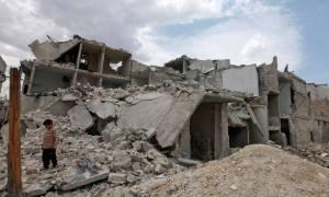 Αργοπεθαίνοντας στο Χαλέπι