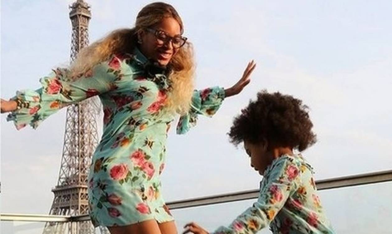 Η Beyoncé πέρασε τις διακοπές της σε ένα διαμέρισμα με θέα τον Πύργο του . Δες το!