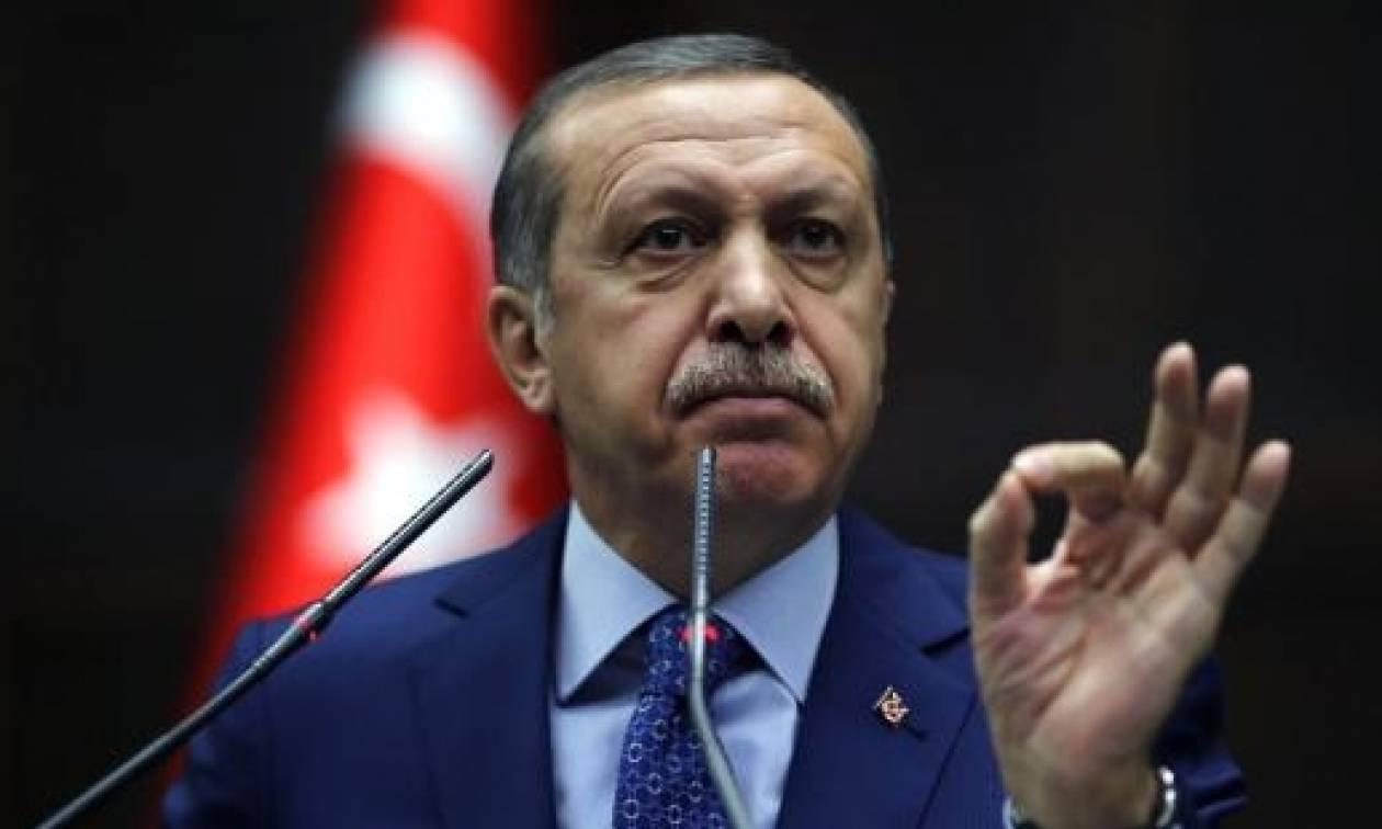 Ο Ερντογάν τα «έψαλε» ξανά στη Δύση