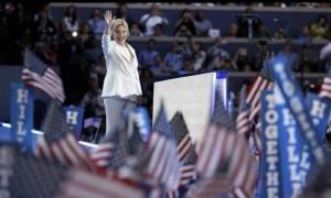 ΗΠΑ: Τι έδειξε η τελευταία δημοσκόπηση για Χίλαρι και Τραμπ
