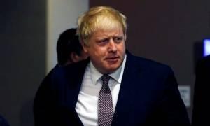 Μπόρις Τζόνσον: Ο πιο.. συζητημένος Βρετανός στον κόσμο έφτασε στη Θεσσαλονίκη (photo)
