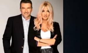 Τι απάντησε η Σάσα Σταμάτη όταν ρωτήθηκε για τις φήμες χωρισμού Λιάγκα - Σκορδά (video)