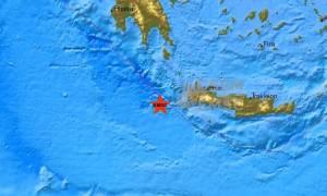 Σεισμός 4,9 Ρίχτερ στην Κίσσαμο Χανίων