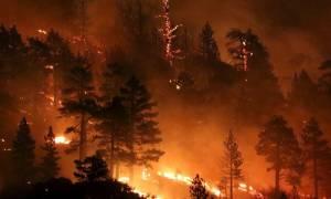 Μαίνεται η φονική πυρκαγιά στην Καλιφόρνια - Οι φλόγες «κατάπιαν» τουλάχιστον 60 σπίτια