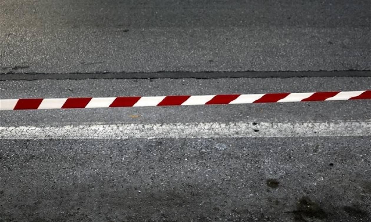 Διακοπές στην κυκλοφορία επί της εθνικής οδού Θεσσαλονίκης-Έδεσσας