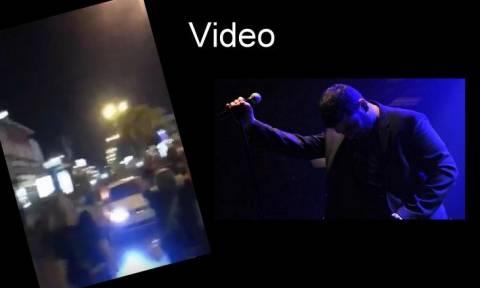 Παντελής Παντελίδης-Νεα Βίντεο:Τα κλάματα της Αθηνάς και το κλείσιμο του δρόμου στο νεκροταφείου