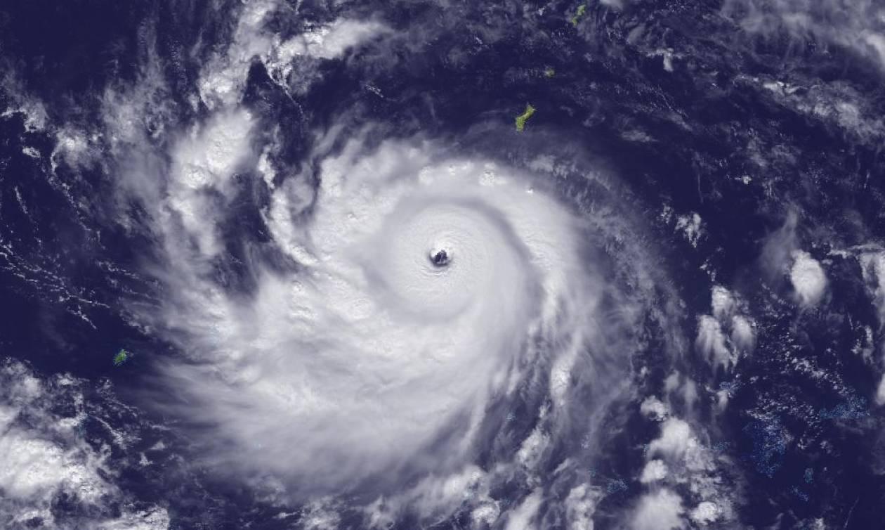 Κίνα: Σε συναγερμό η Κίνα εν αναμονή του τυφώνα Νίντα