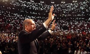 Γερμανία: Απαγορεύθηκε η ζωντανή μετάδοση μηνύματος του Ερντογάν στην Κολωνία