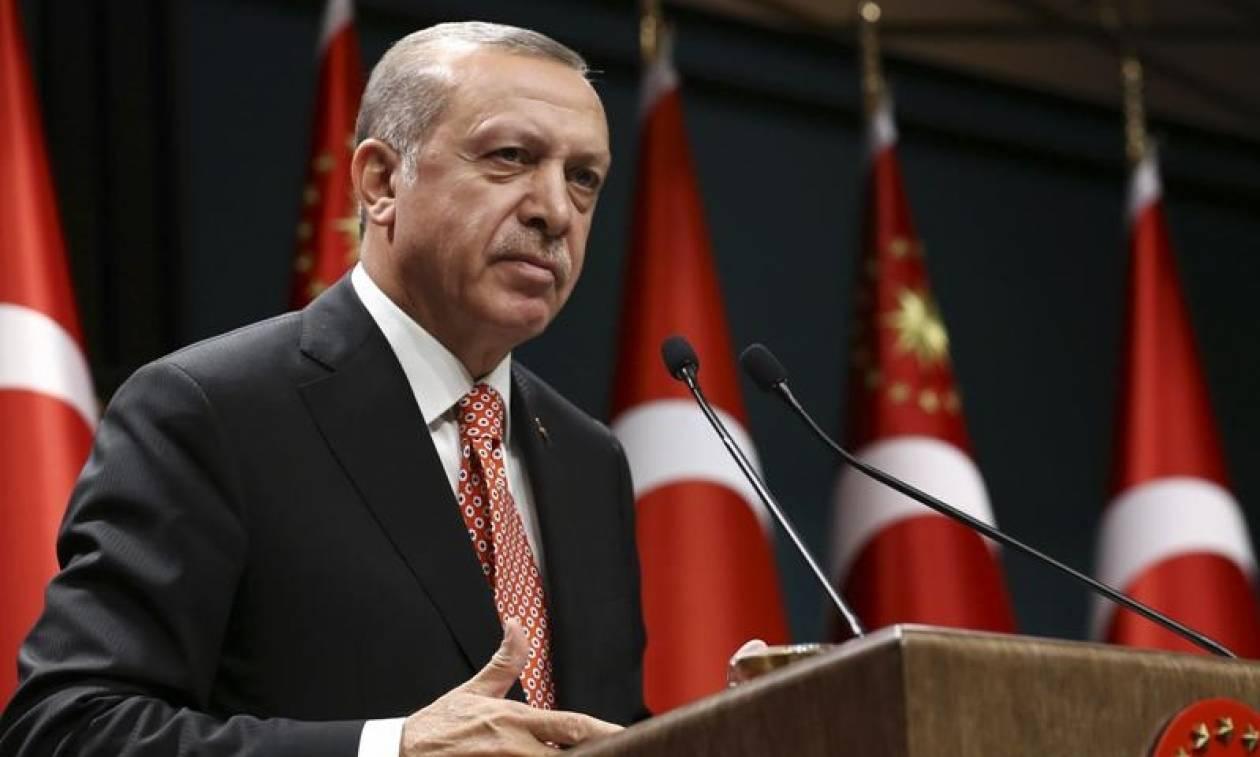 Τουρκία-Ερντογάν: Ο Φετουλάχ Γκιουλέν είναι ένα «πιόνι» που έδρασε για λογαριασμό της Δύσης