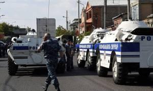 Αρμενία: Η ομηρία στο Γερεβάν έληξε δύο εβδομάδες μετά