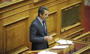 Μητσοτάκης: Οδοστρωτήρας για την Παιδεία η συγκυβέρνηση ΣΥΡΙΖΑ – ΑΝΕΛ