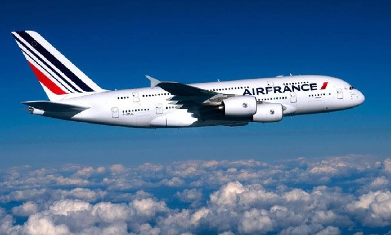 Θρίλερ στον αέρα με αεροσκάφος της Air France - Τι συνέβη;