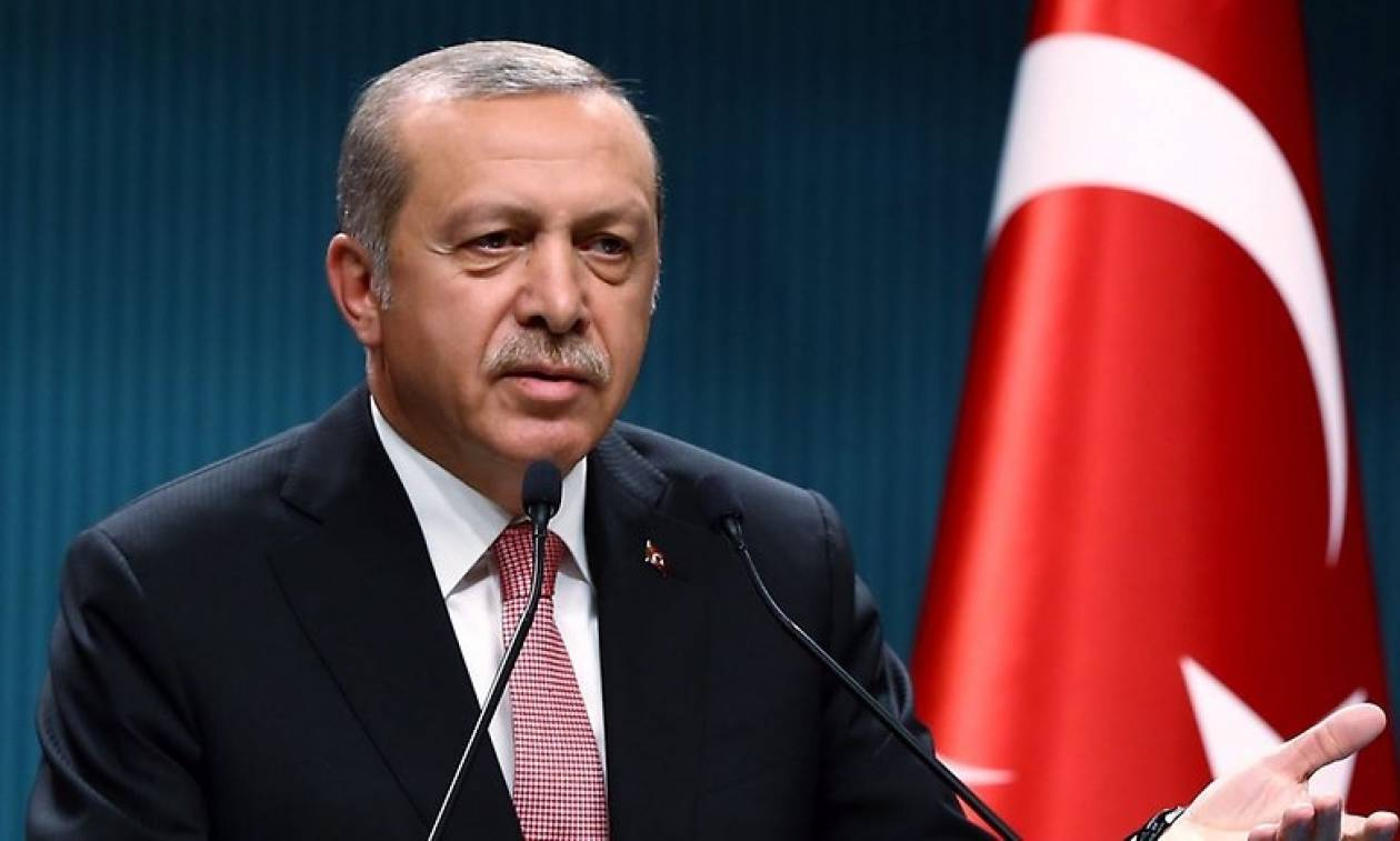 Επίθεση Ερντογάν κατά Δύσης: Υποστηρίζετε την τρομοκρατία και τους πραξικοπηματίες