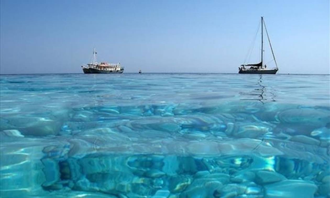 «Οι ελληνικές θάλασσες είναι μεταξύ των καθαρότερων του κόσμου»