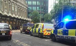 Εκκενώθηκε σιδηροδρομικός σταθμός στο Λονδίνο (pics+vid)