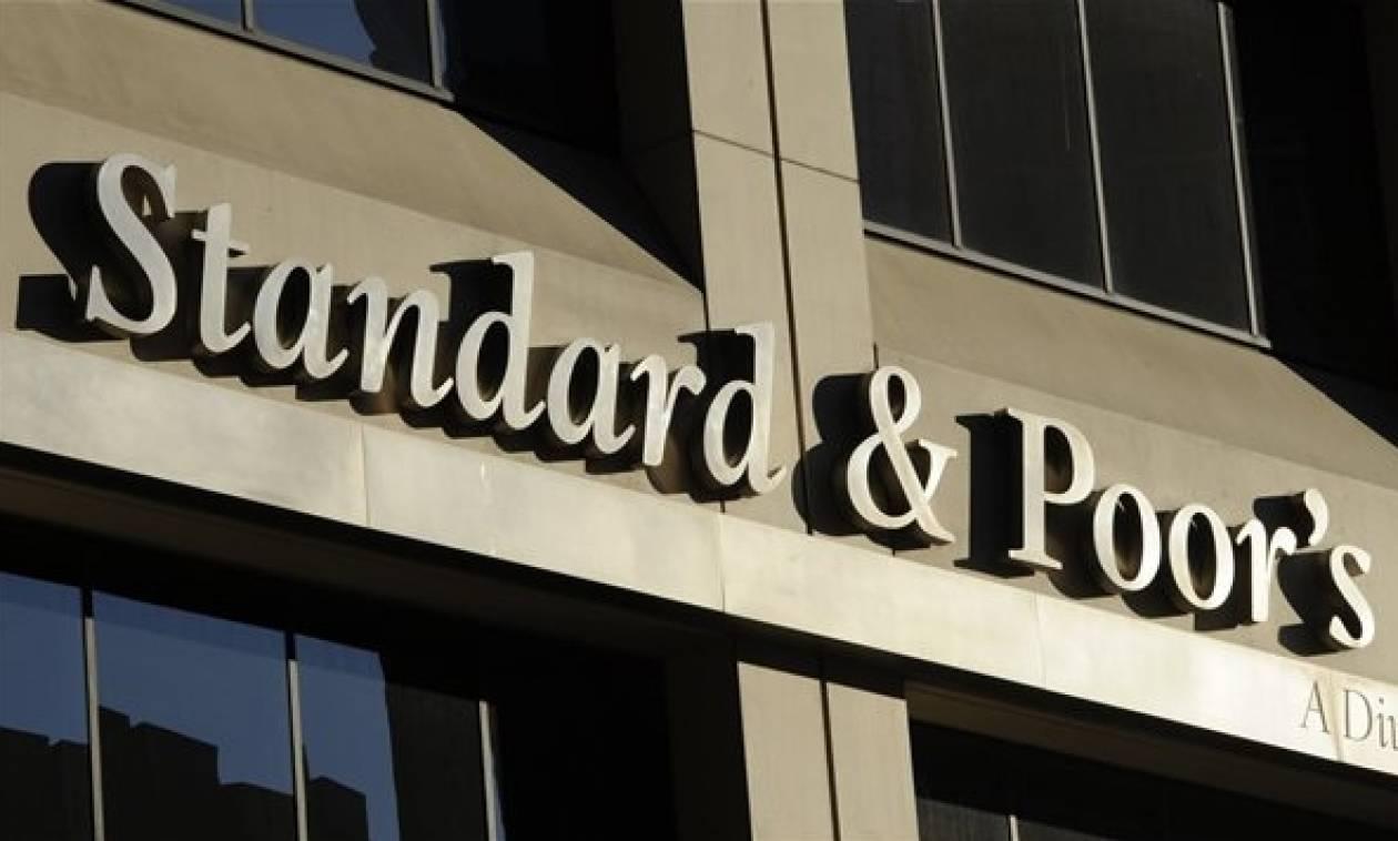 S&P: Αναβάθμιση των ελληνικών τραπεζών σε CCC+ από SD