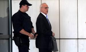 Ξυλοκοπήθηκε άγρια ο Τσοχατζόπουλος μέσα στις φυλακές