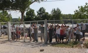 Κιλκίς: Ξεσηκώθηκαν οι πρόσφυγες - Ζητούν καλύτερες συνθήκες ζωής