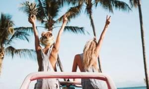 Η απόλυτη playlist για όσους φύγουν για διακοπές με το αυτοκίνητο