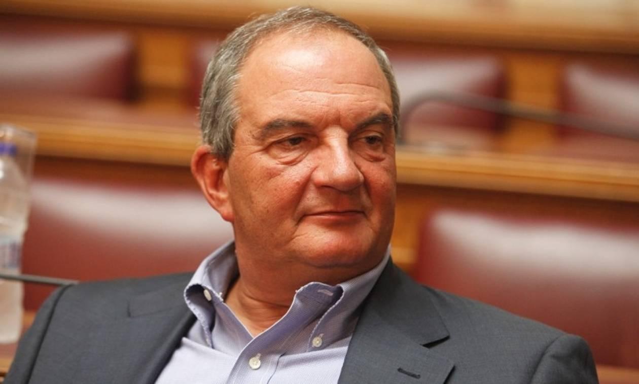 Αποκλειστικό: Δυσφορία Καραμανλή για τη σιωπή της ΝΔ στο θέμα του Γεωργίου της ΕΛΣΤΑΤ