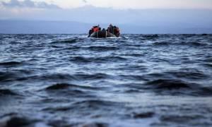 Θρίλερ στο Αιγαίο με ναυάγιο ανοικτά της Μυτιλήνης