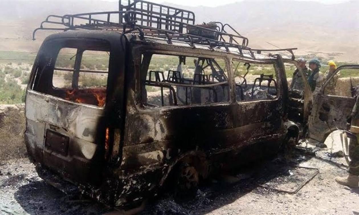 Aφγανιστάν: Τουλάχιστον 6 τουρίστες τραυματίες σε επίθεση ενόπλων