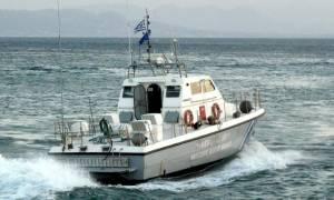 Σε εξέλιξη επιχείρηση για σκάφος που εξέπεμψε sos νότια της Σκύρου
