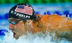 Ολυμπιακοί Αγώνες 2016: Έβαλαν ναυαγοσώστη να... προσέχει τον Φελπς!