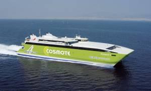 Μηχανική βλάβη σε πλοίο που απέπλευσε από την Πάρο με 977 επιβάτες