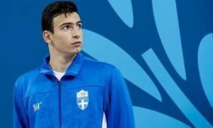 Ολυμπιακοί Αγώνες 2016: Δεν τα κατάφερε ο Δημητρίου στα 400 μέτρα ελεύθερο