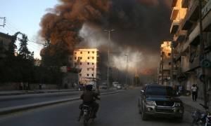 Συρία: Κλιμάκωση των αεροπορικών επιχειρήσεων κατά των ανταρτών στο Χαλέπι