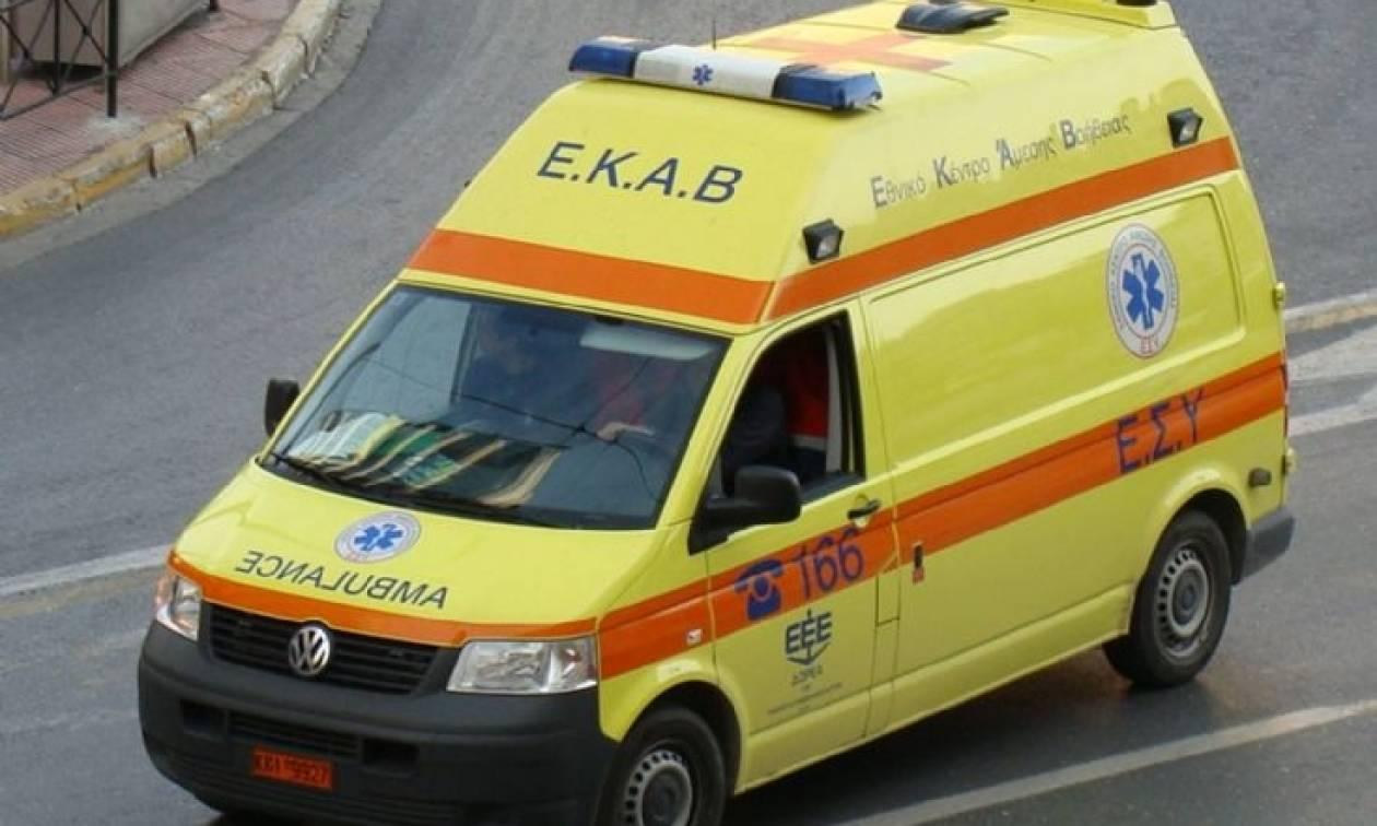 Θανατηφόρο τροχαίο στη Χαλκιδική με θύμα οδηγό μοτοσικλέτας
