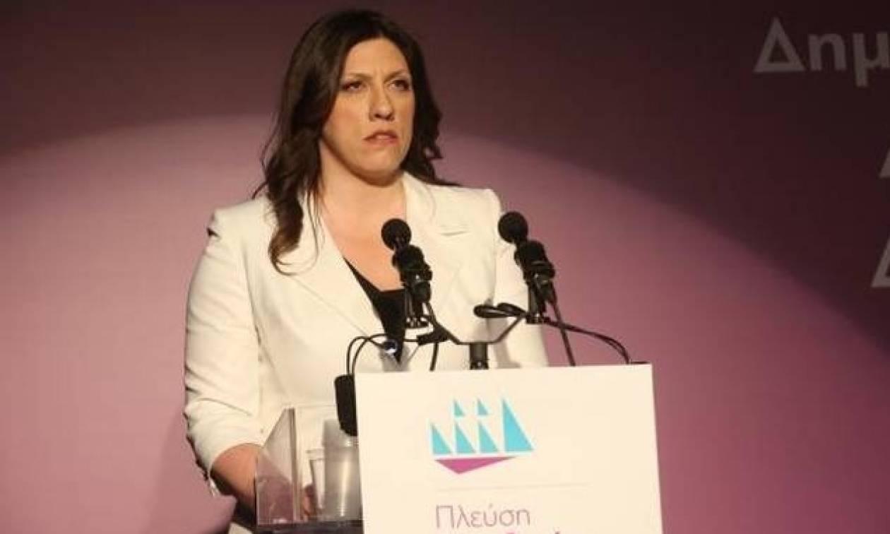 Ολυμπιακοί Αγώνες: Το tweet της Κωνσταντοπούλου για την Ολυμπιονίκη