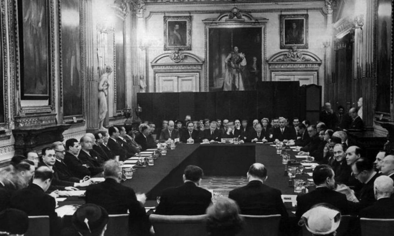 Σαν σήμερα το 1953 υπογράφεται στο Λονδίνο η συμφωνία για το «κούρεμα» του γερμανικού χρέους