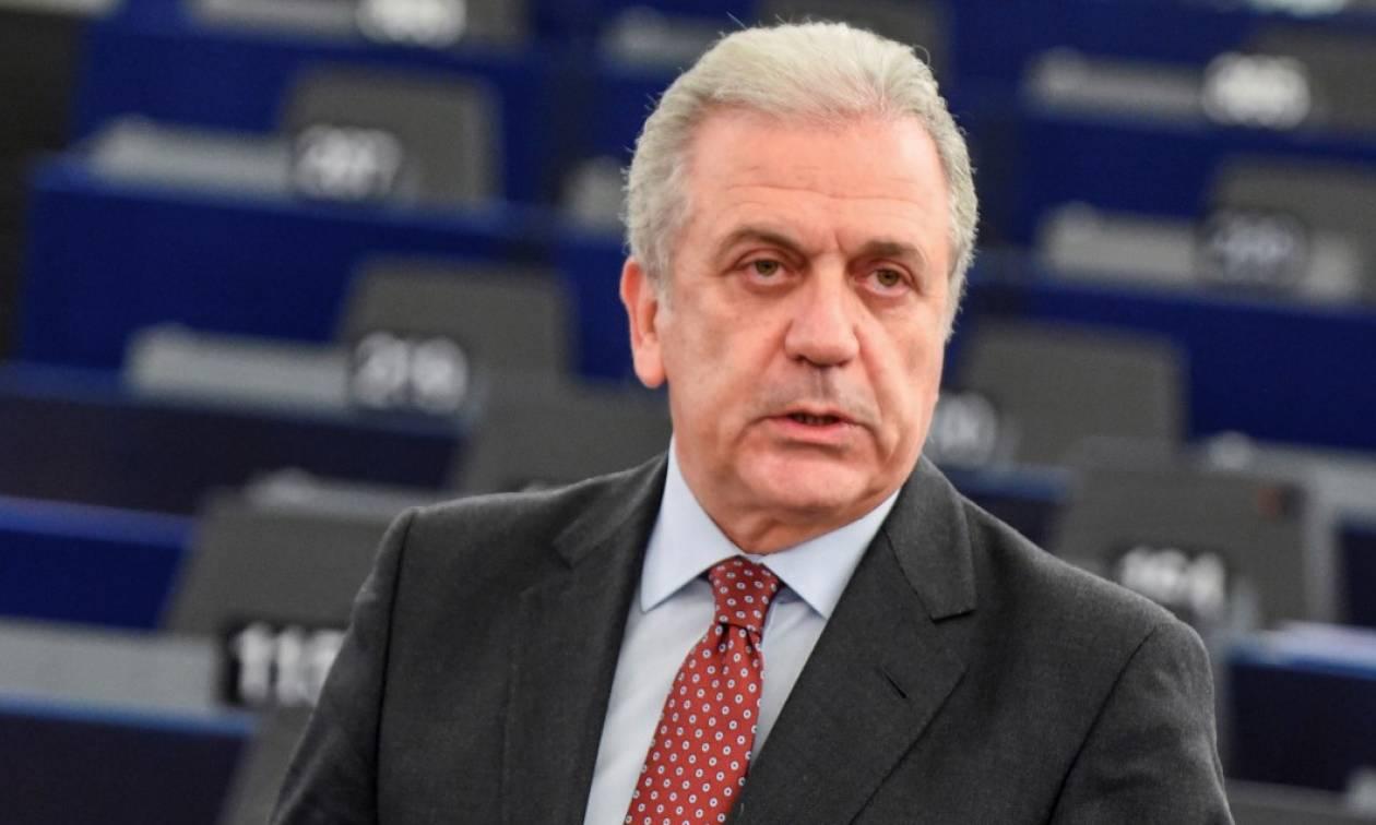 Προσφυγικό - Αβραμόπουλος: Δεν ποντάρουμε μόνο στην Τουρκία