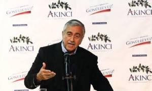 Συνομιλίες Κυπριακό: Οι τρεις προϋποθέσεις που θεωρεί αναγκαίες ο Ακιντζί για λύση