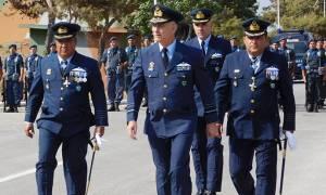 Πολεμική Αεροπορία: Παράδοση – Παραλαβή Διοίκησης της 130ΣΜ (pics)